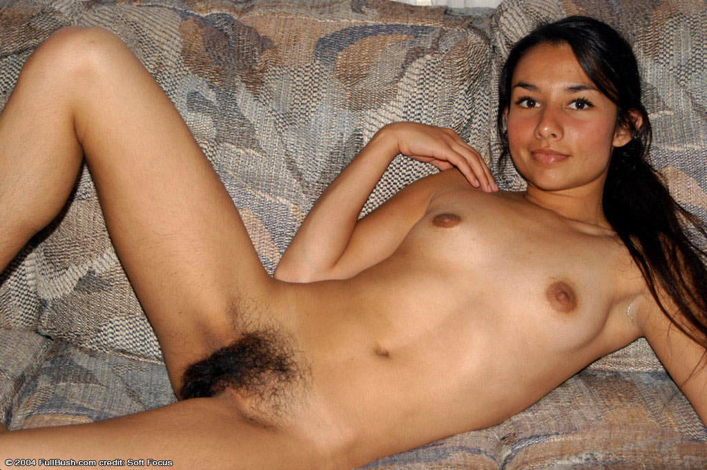 Nude girl hairy the